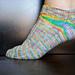 Darling Ribbed Ankle Socks pattern