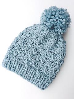 St. John's Wort Knit Hat Pattern