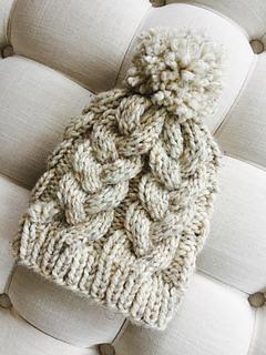 Best Knit Cable Hat