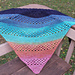 Heaven and Earth Shawl pattern