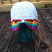 Over the Rainbow Turban pattern