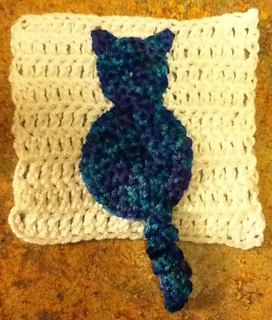 CROCHET PATTERN - Curious Cats - a colorful cat pattern, crochet ... | 320x272