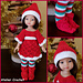 Christmas Elf Paola Reina pattern