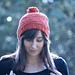 Le bonnet Mailles Nature pattern