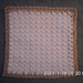 Simple Crochet Washcloth pattern
