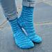 Triangle Socks pattern