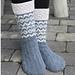Helene sokken pattern