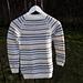 Sweater Hjemover pattern