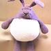 Pudgy Rabbit pattern