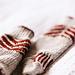 Gingersnap Socks pattern