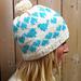 Lovebird Beanie Hat pattern