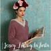 Frida y la fiesta pattern