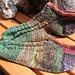 Simply Socks Benjamin pattern
