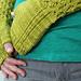 Green Iguana Mitts pattern
