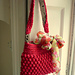 Raspberry Bag pattern