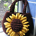 Small Sunflower Bag pattern