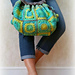 Tropical bag pattern