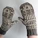 INSULATE! mittens pattern