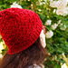 Rose Jam Hat pattern
