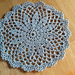 28-551D Colored Doily pattern