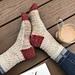 Flea Circus Socks pattern