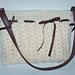 Cream Shells Crocheted Bag pattern