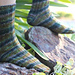 Any Gauge Ribbed Socks pattern