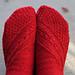Smaug Socks pattern