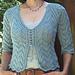 Kelso Lace Cardigan pattern