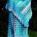 Midnight Breeze Shawl pattern