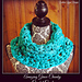 Amazing Grace Chunky Crochet Cowl pattern