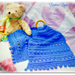 Blue Bell Teething Lovely pattern