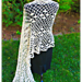 Chiffon Soiree Shawl pattern
