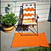 Orange Squeeze Indoor/Outdoor Rug pattern