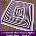2019 Crochet with Me!! Mystery Afghan CAL pattern