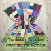Tunisian Patchwork Blanket pattern