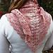 Aurelie Shawl pattern