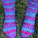 Telluride Socks pattern