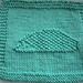 Hedgehog  Washcloth #1 pattern