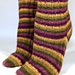 Saddlescombe Socks pattern