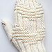"""Handschuhe """"Labeerinth"""" pattern"""