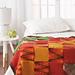 Woven Blocks Blanket pattern