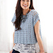 Casual Summer Top pattern