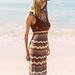 68-23 Beach Mermaid pattern