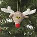 Reindeer Ornament pattern