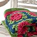 Petal Pops Blanket pattern