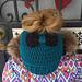 1 Hour B2 Bun Hat pattern