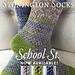 School Street Socks pattern
