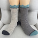 Library Socks pattern