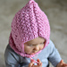Baby Hooded Cowl pattern